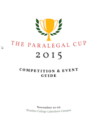 Official 2015 Competition and Event Guide