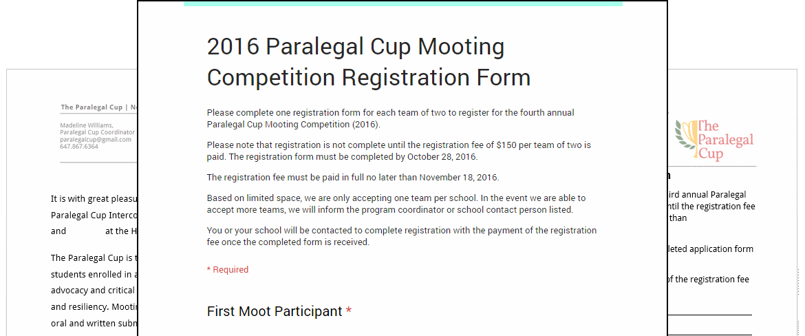 2015 Competition Resources