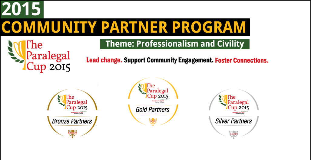 Community Partner participants