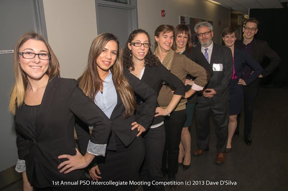 Paralegal Cup Volunteers